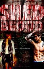 Shed Blood [HGM #2] by flameyeangirl