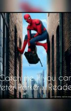 Catch Me If You Can(Peter Parker X Reader) by Caity_AH