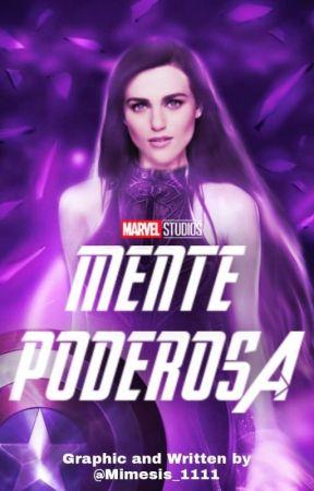 Mente Poderosa • Capitan America •  by Milagros_1108