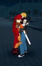 RWBY Kisses by XxRavenEaglexX