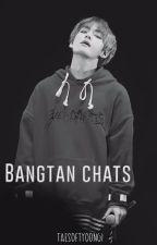 │✧ BANGTAN CHATS {+18} by taesoftyoongi