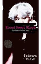 Blood Sweet Blood   Yoonmin by JinBaileys