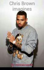 Chris Brown imagines by zenralover44