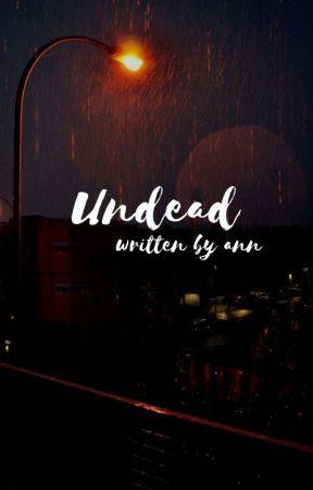 亡靈|undead°bts by helladick