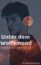 Unter dem Wolfsmond *laufend* by rosenmomente