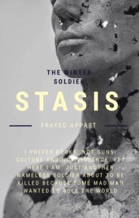 Stasis || Bucky Barnes by Frayed-Apart