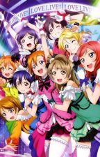 Male Reader X Love Live! by coolguy6267