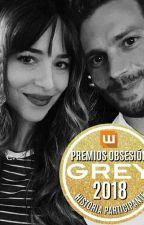 LA MUJER DE MI VIDA #Premiosobsesióngrey2018 by Aleneryy2