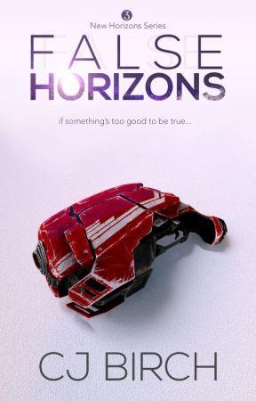False Horizons (Lesbian Space Opera) by cjbirch