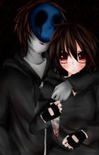 I fell inlove with the enemy (eyeless jack romance) by Eyeless_Anna_stewart