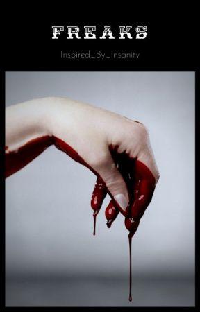 Freaks (Jerome Valeska) Gotham by Inspired_By_Insanity
