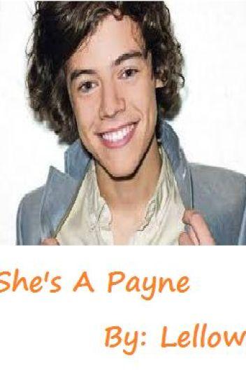 She's A Payne ~A Harry Styles Fan Fic~