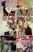 Dragon Ball Yaoi (mini-cómics) by Mara852