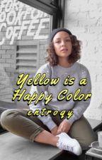 Yellow is a Happy Color// hamilton by deartheodosiaaa