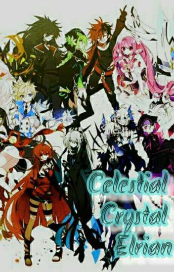 Celestial Crystal Elrian