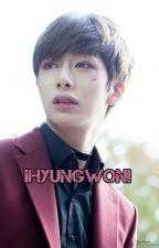 ¡HYUNGWON! - 2Won by Ahr_Gi_Won