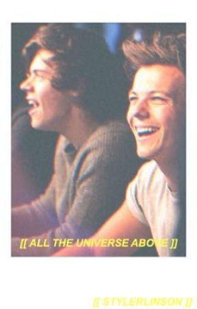 All The Universe Above by STYLERLINSON