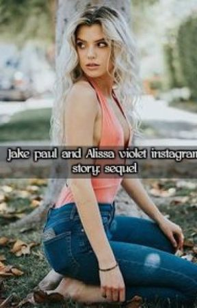 Jake paul and Alissa violet instagram story sequel by jalissa_4life