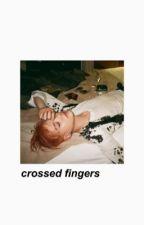 crossed fingers | myg ✔️ by iseeyoufos
