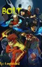 Bolt (Young Justice) by lmploded