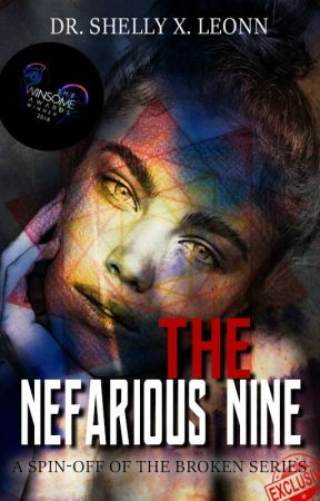 The Nefarious Nine by shellyxleonn