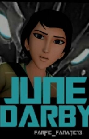 June Darby [Being Human AU] (Transformers: Prime) - Chapter