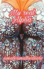 My Real Alpha (Larry Omegaverse Mpreg) by sweaterweathertears