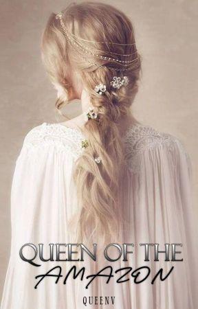 Queen of the Amazons by demurequeen