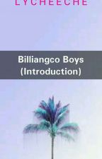 Billiangco Boys (Patikim #1) by Lycheeche