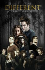 DIFFERENT - Crossover (Twilight/Tvd) by JoanneWoodison