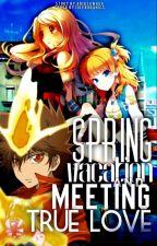 Khr spring vacation meeting True love by ariasawada