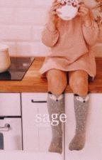 sage // shawmila by stfuella