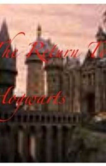 The Return to Hogwarts(A Hinny Love Story)