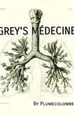 GREY'S MÉDECINE by plumecolombe