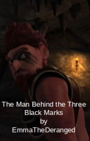 The Man Behind the Three Black Marks by EmmaTheDeranged