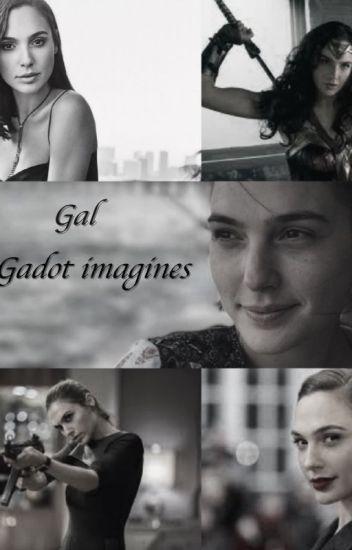 Gal Gadot imagines