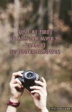 Love at first flash (an alvin x reader) by sunchilduwu