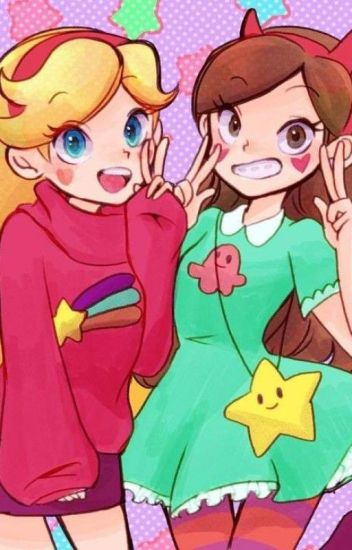 Crossover Star Vs The Force Of Evil And Gravity Falls Mabill E