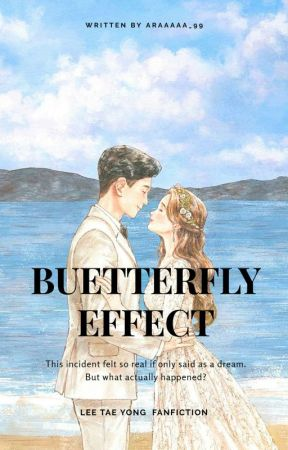 Butterfly Effect | Lee Taeyong ✔ by sjnctxx_