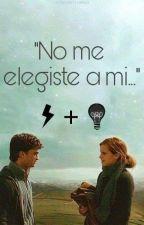 "Harmione ""No me elegiste a mi..."" by Eclipsa1214"