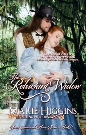 The Reluctant Widow by MarieHiggins