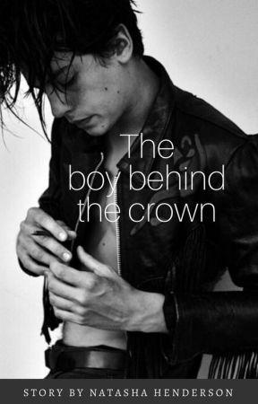 The Boy Behind the Crown by Tasha2306