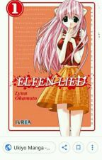Elfen lied (manga) by the_dark_123