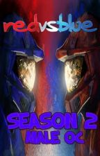 Red vs Blue Season 2 /Male Oc by xSpartanLeox