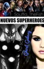 Nuevos Superheroes by Souffia_TheFish