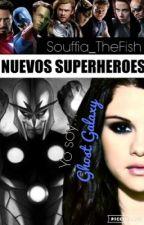 Nuevos Superheroes by Souffia_TheFish