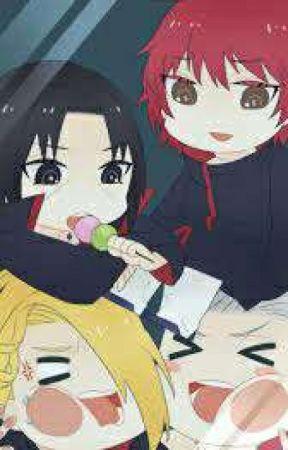 Blood Demon (Akatsuki x reader) by Creativemind2000