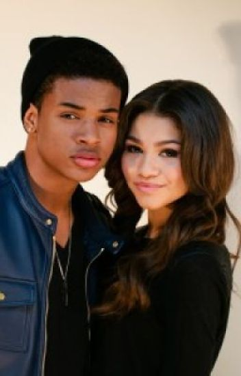 Trevor Jackson And His Girlfriend Kissing
