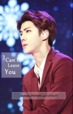 I Can't Leave You by aejeong99