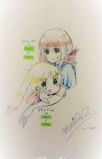 [APH] Igirisu-kun no Magic to Love   イギリスくんのMagicとLove by Mea_Mei